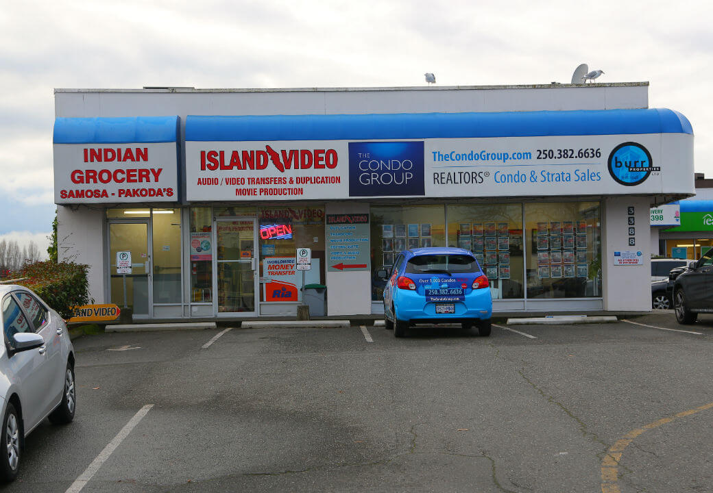 Island Video Shop Image